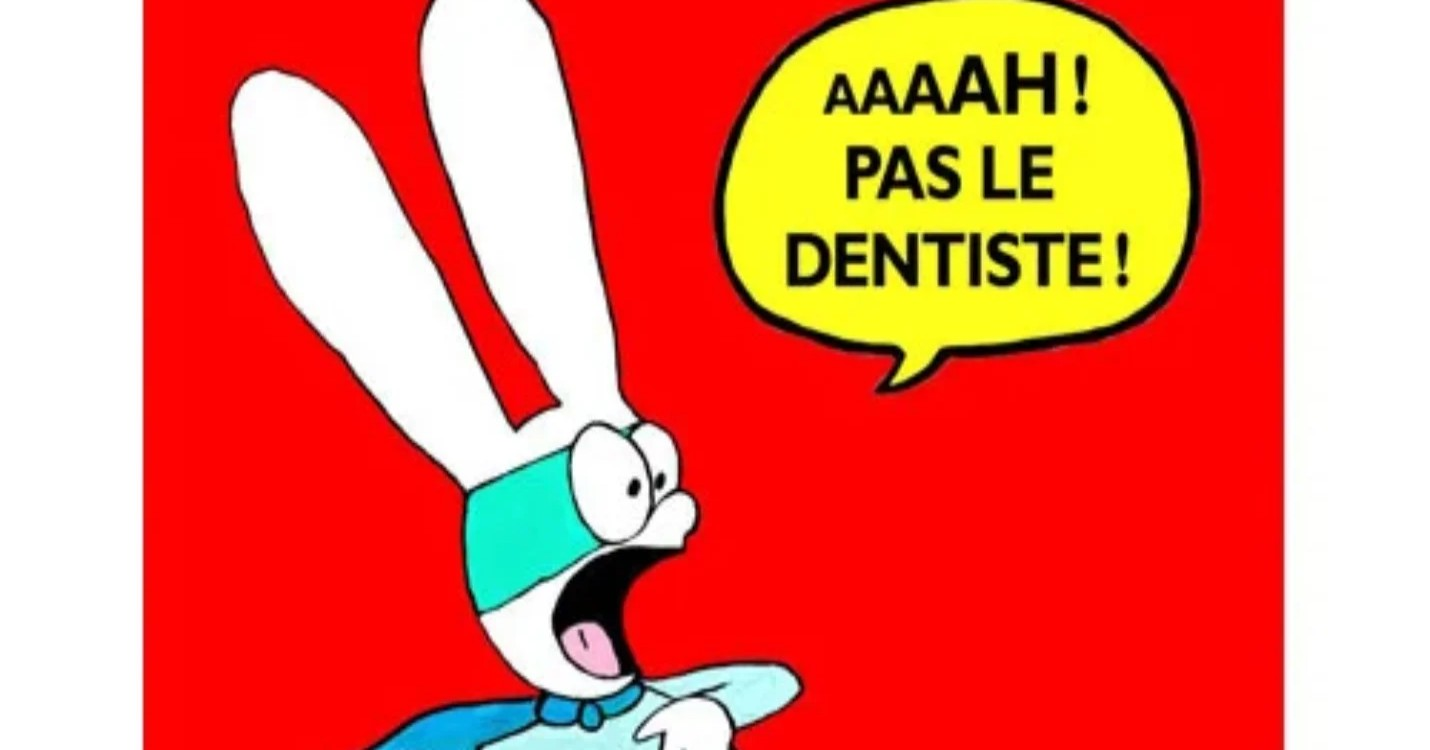 « Aaaaah ! Pas le dentiste », de Stéphanie Blake