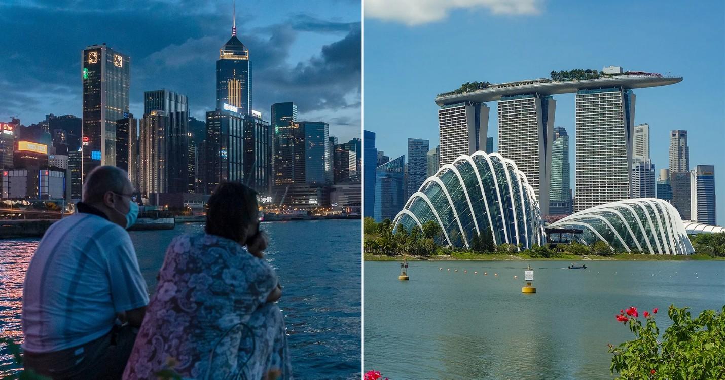 Bulle de voyage avec Singapour, Les Etats-Unis accusent la Chine de cyberattaques
