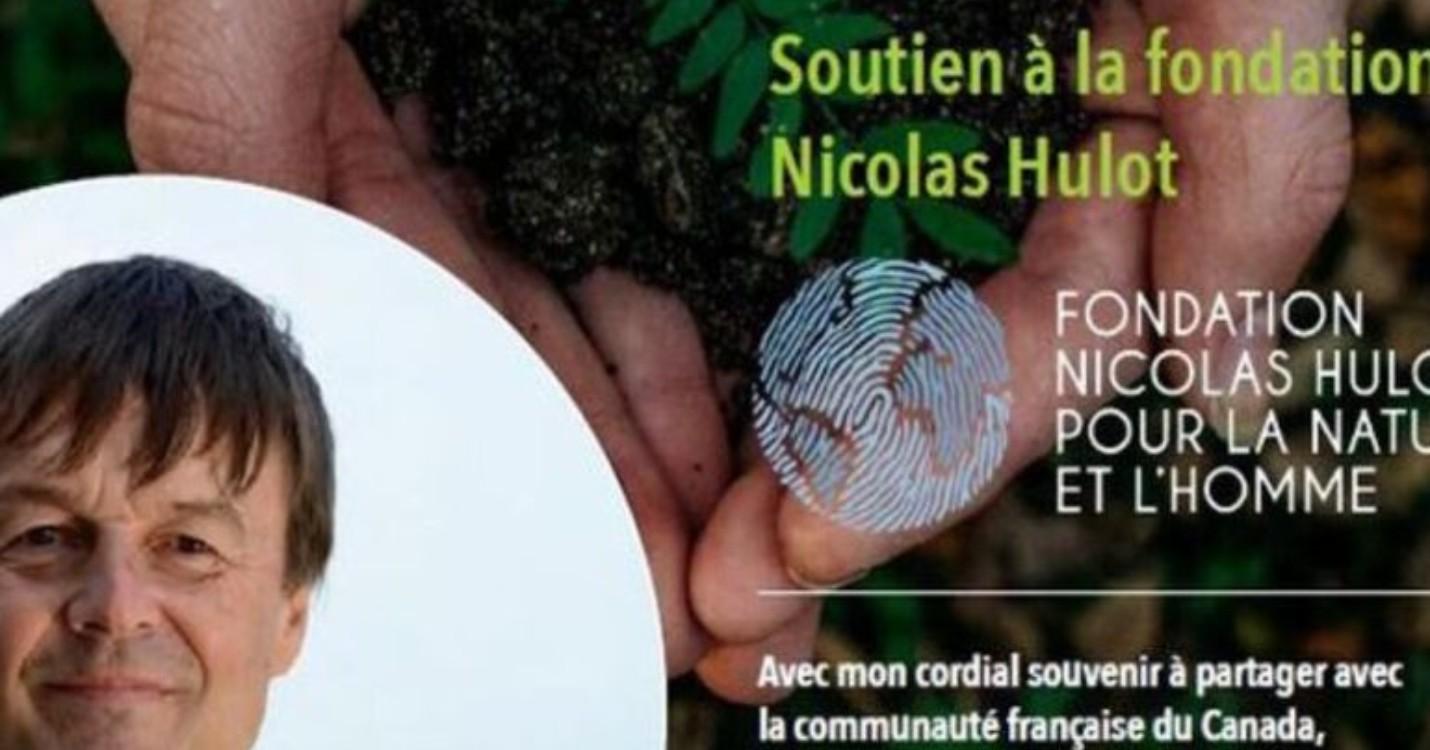 Elections consulaires : Nicolas Hulot porte plainte contre des candidats