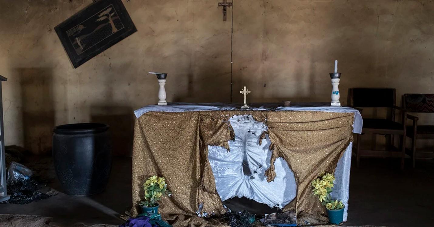 Les chrétiens en danger de génocide