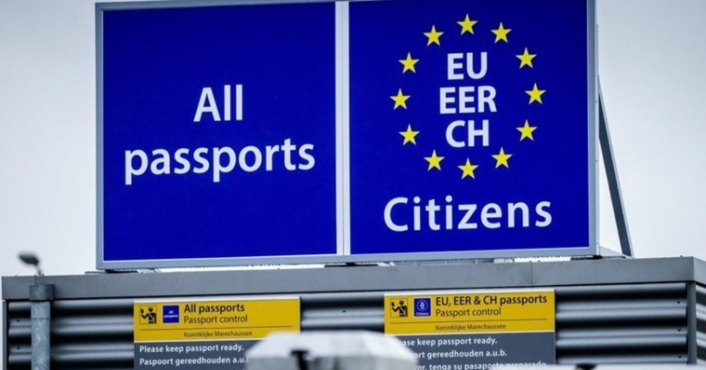 Les règles de voyage dans l'UE