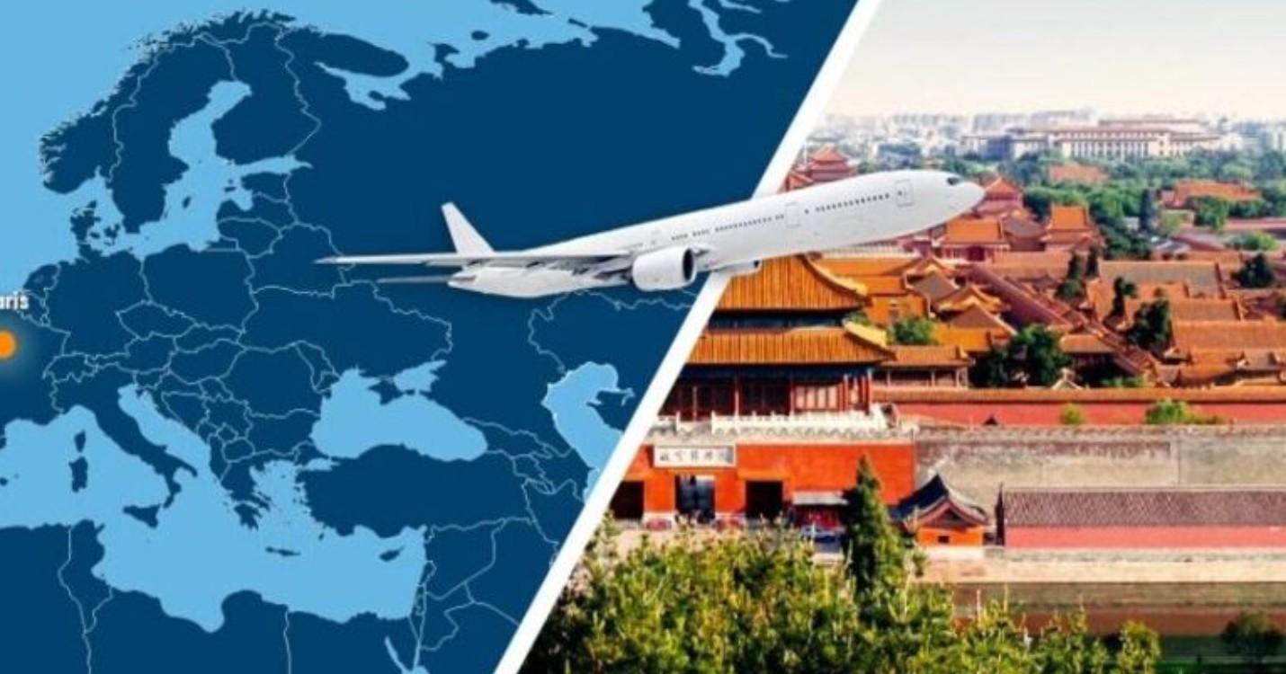 Paris – Pékin : plus de vol ?
