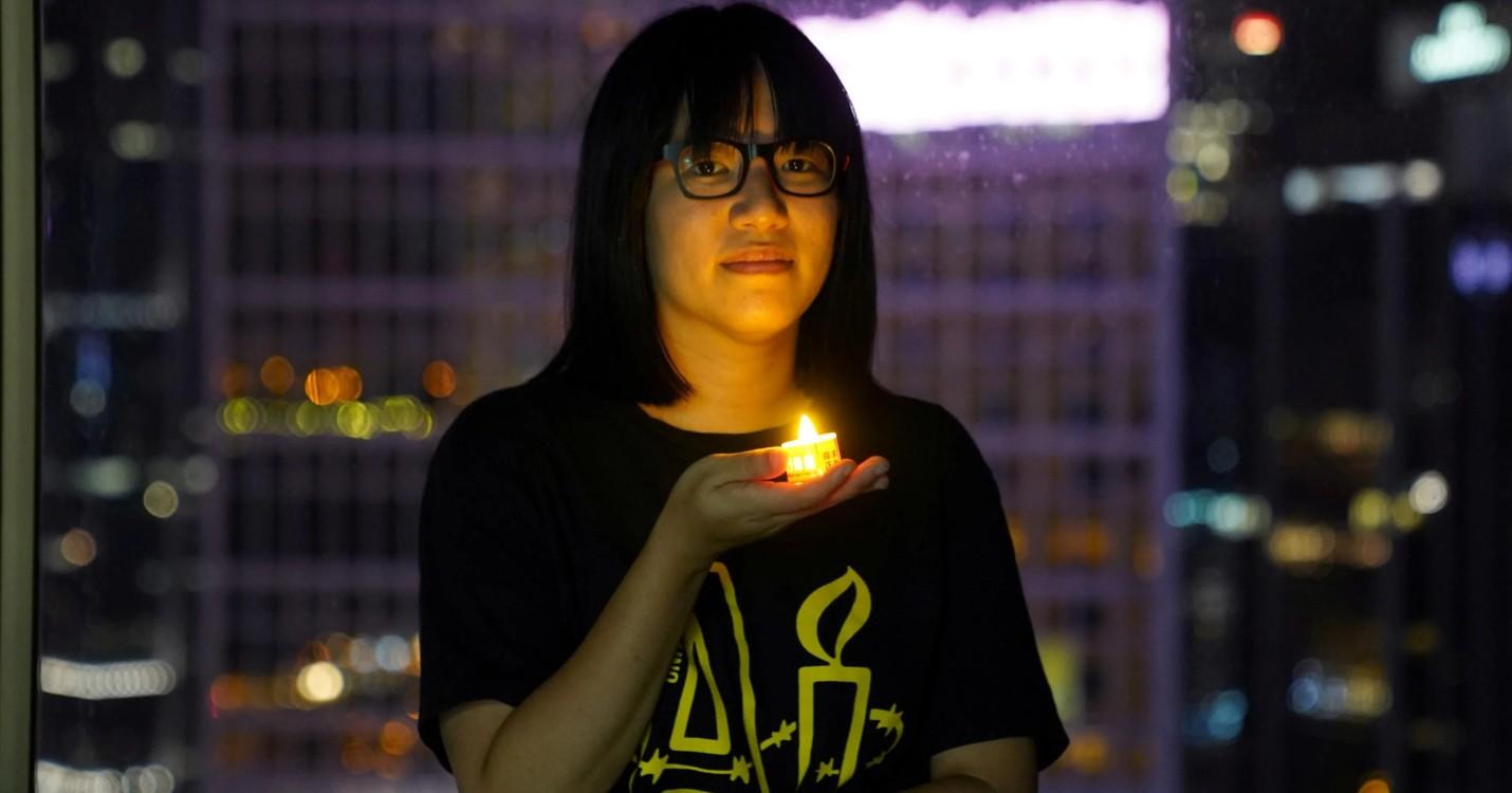 L'activiste Chow Hang-tung, libérée sous caution, 2ème jour des tests de masse à Macao
