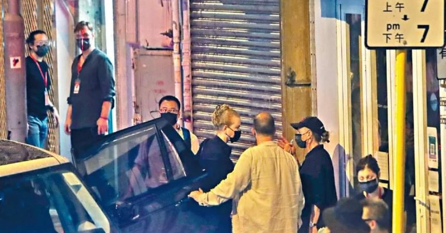 Nicole Kidman à HK : polémique, France/Chine : reconnaissance réciproque des permis de conduire