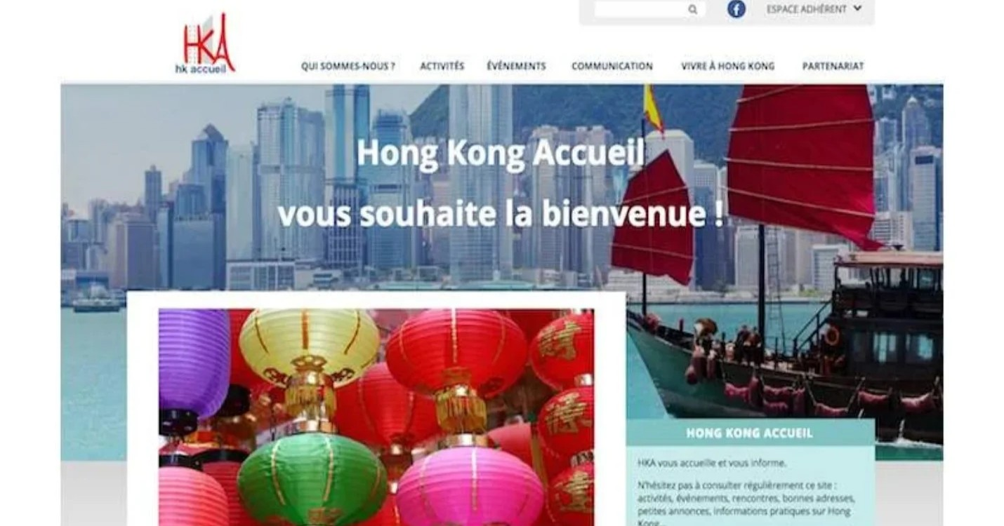Rencontre avec la présidente de Hong Kong Accueil, Evelyne Guerville