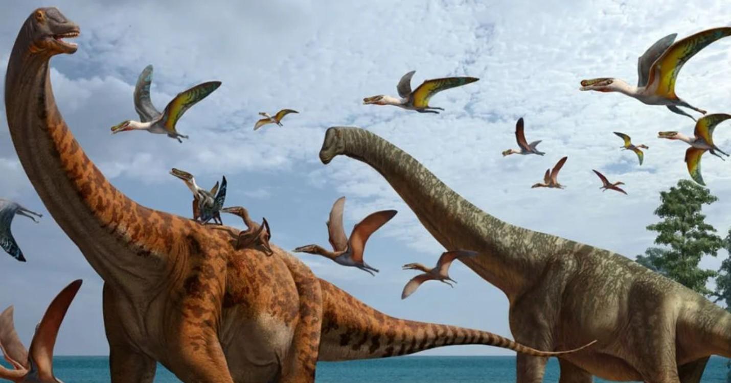 Trois nouveaux dinosaures découverts en Chine