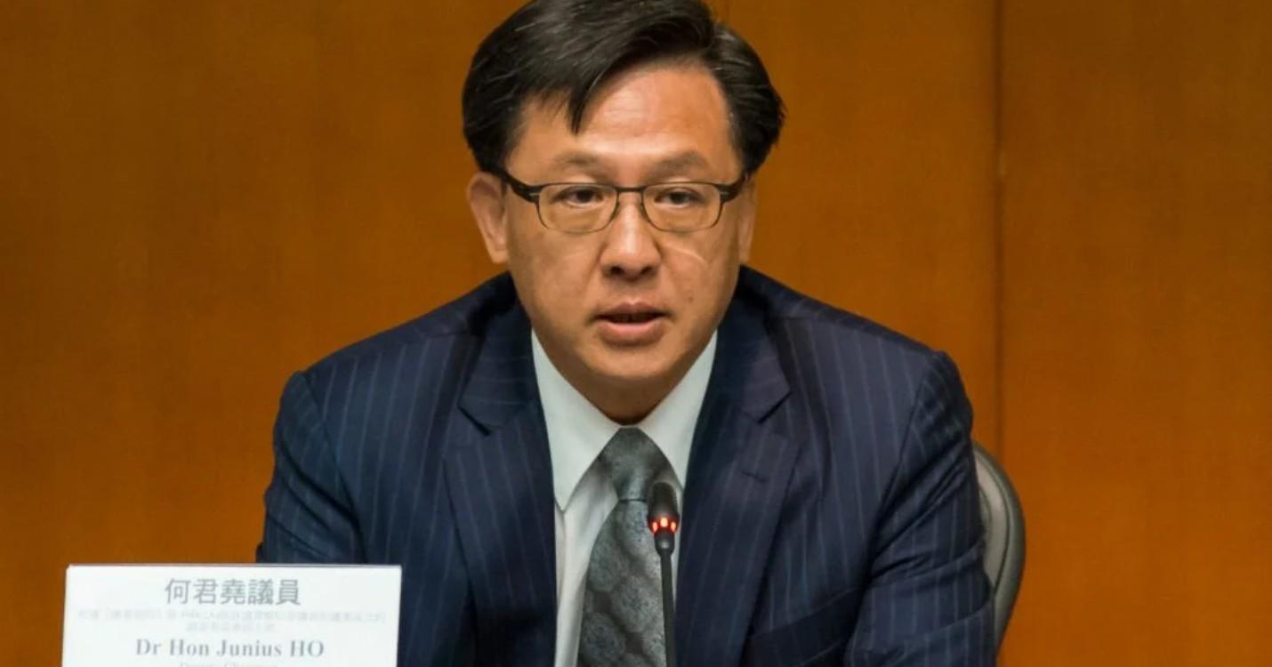 9 ans de prison pour l'agresseur du parlementaire Junius Ho, Solidressing Mayaa les 10 et 11 octobre