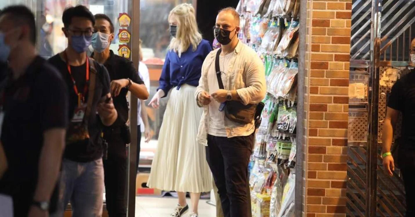 Nicole Kidman a quitté Hong Kong , après Shanghai et Shenzhen, la Chine lance une Bourse à Pékin