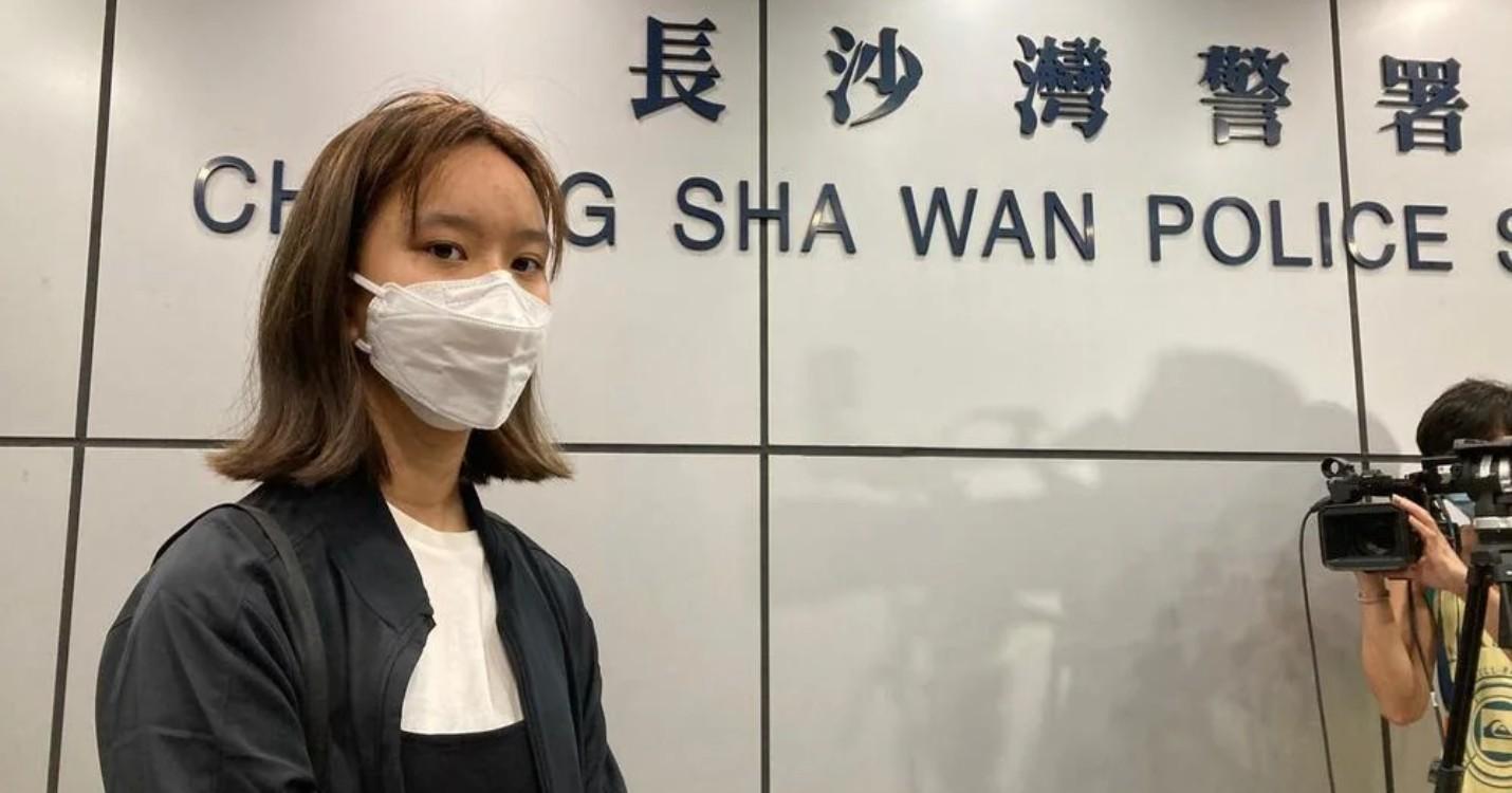 Un 4ème militant de Student Politicism arrêté, censure du cinéma hongkongais