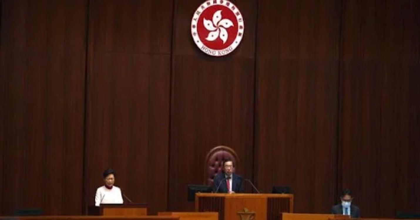 Discours de politique générale de Carrie Lam,  l'influence chinoise dans l'université française