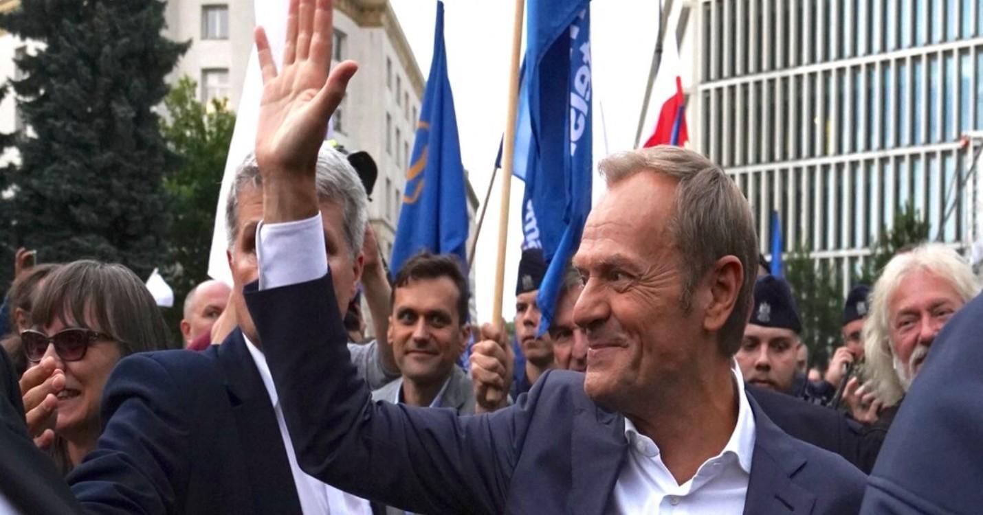 Frederic Petit décrypte les manoeuvres du gouvernement polonais