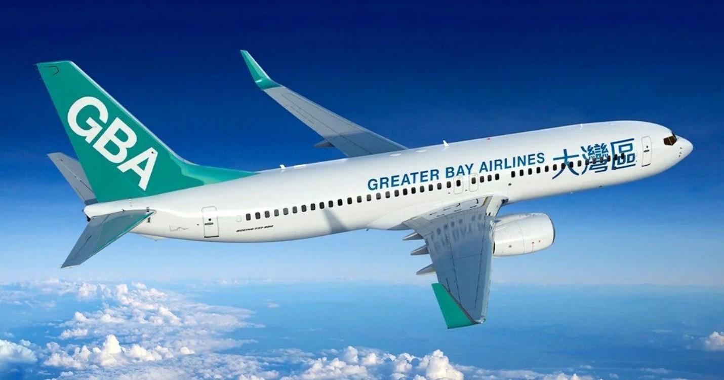 Greater Bay Airlines obtient un certificat d'opérateur aérien, café du vendredi de HK Accueil